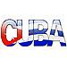 Cuba Bubble Letters