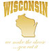 Wisconsin: we make the cheese... you cut it